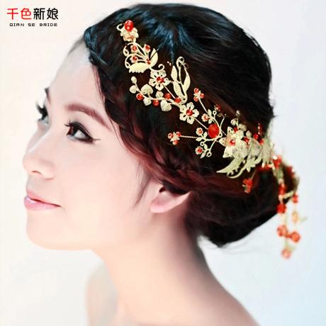 Свадебное украшение для волос SFANNI 2015 Sparkly & H3