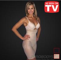 20pcs/lot women lace control panties high waisted abdomen underwear thin leg slender waist as seen on TV Fitness shorts