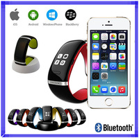 U watch L12 Updating Version  Smartwatch L12S Bracelet Wrist fashion Smart Watch Bluetooth for iPhone Samsung Android Phone
