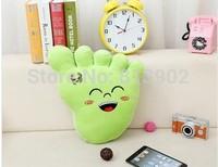 New plush toys foot cushion cushion of the sofa cushion fat ya ya love cartoon plush dolls
