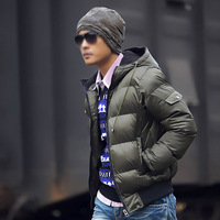 New 2014 winter men's clothing down jackets coats,mens outdoors sports thick warm hooded coats & jackets for man,free shipping