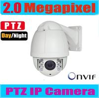 2.0mp ptz camera Waterproof Outdoor Mini High Speed Dome Mini PTZ Camera CCTV 10X Optical Zoom