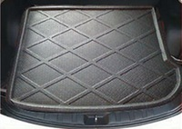Cargo Tray Trunk Mat Liner fit for 2007-2012 Santa Fe Waterproof Black new