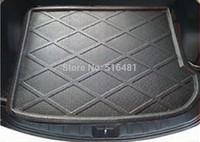 Cargo Tray Trunk Mat Liner fit for 2007-2012 Santa Fe Waterproof Black new