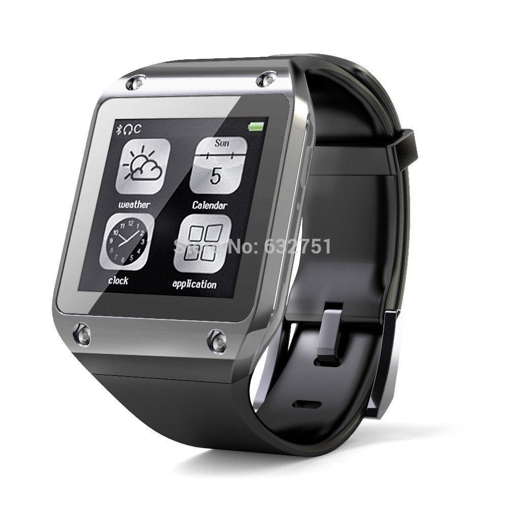 MI Smart Watch W2 - 4PDA