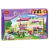 New Friends Olivias House Doll Girls Games toys bricks Building Block Toys Develop intellectual toys Compatible with Lego 3315