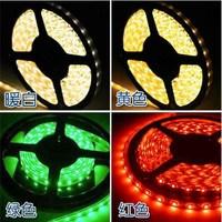 5 Meters 12V SMD3528 60LED RGB LED Light Strips LED Flexible Light LED Ceiling Rope Lights DJ19