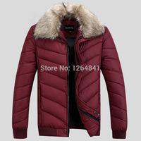 Super warm! NEW 2014 men's winter down jackets,100% white duck down outdoors,High quality fashion winter jacket men