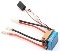 Free shipping 6-12V 320A RC Ship & Boat R/C Hobby Brushed Motor Speed Controller W/2A BEc ESC