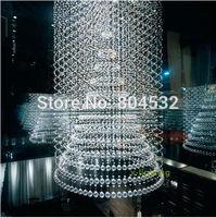 New Modern Crystal Chandelier Lighting Fixture