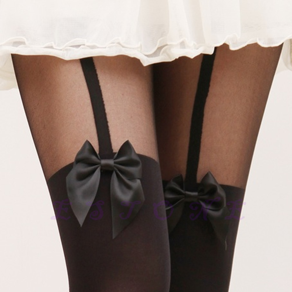 in leg sexy silk stocking: