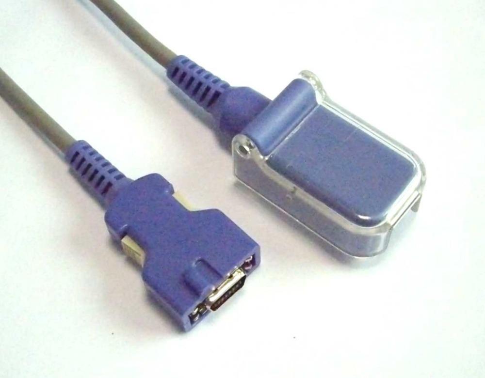 Aliexpress.com : Buy Nellcor N 550 Spo2 adapter cable, AMP14 pin ...