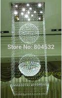 Modern Raindrop Crystal Chandelier Hanging Light
