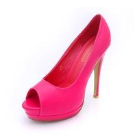 2014 Womens Pattern Bridal Dress Sexy Ultra High Heel Wedding Platform Sexy Stiletto Bottom High-heels Shoes Pumps XZ0003