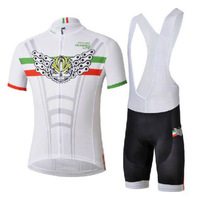 Bike Cycling Clothing Bicycle Wear Suit Short Sleeve Jersey + (Bib) Shorts S-3XL  CC1027