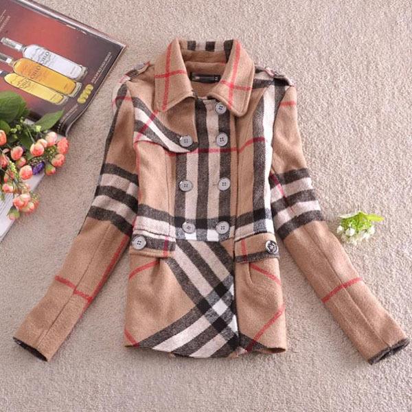 Женская одежда из шерсти Women coat casacos femininos casaco 713ZA3113275 женский кардиган oem 2015 casaco feminino casacos femininos c10
