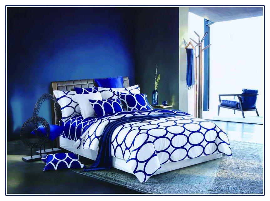 Popular royal blue bedding buy cheap royal blue bedding for Bedroom ideas royal blue