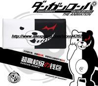 Danganronpa: Trigger Happy Havoc monokuma Cartoon wallet long wallet
