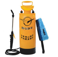 8L by hand High pressure portable with brush Car washing machine Car washer