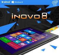 """Original Ainol iNOVO8 8"""" IPS 1280x800 2GB+32GB Intel T3735d Win8 Tablet PC Dual camera 5.0MP HDMI Bluetooth Office"""