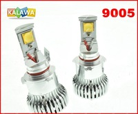 Fourth Generation 9005 CREE 42W LED Auto Headlight Car Fog light Long life Waterproof 7200LM lampFREESHIPPING GGG