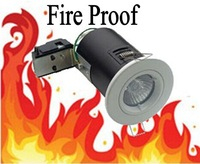 IP20 FIXED FIRE RATED DOWNLIGHT