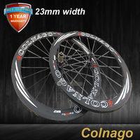 50mm carbon bicycle wheels 700c carbon fiber road bike racing wheelset