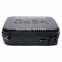 High Quality Waterproof Gopro SJ4000 Camera Bag Small Portable Shockproof for Hero 3/2/3+ SJ4000 Camera Storage Case EVA Case