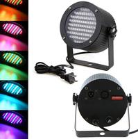 Hot US UK EU AU Plug 25W 86 RGB LED PAR DMX-512 Disco Party Stage Light Laser Projector Stage