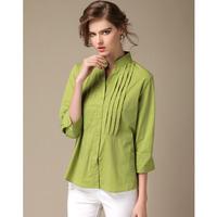 free shipping retail Original brand Europe & America blusas femininas 2014 blouse