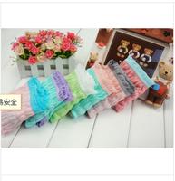 Bubble cotton breathable girls cotton panties  women shorts  multi color lady briefs underwear 5pcs/lot , free shipping