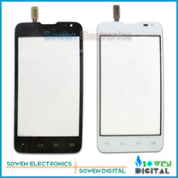 for LG Series III L65 D280 D285 touch screen digitizer touch panel touchscreen,Black or white,free shipping,Original new