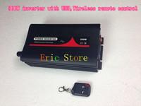 300W  off-grid tie inverter ,sine wave inverter DC12V AC220V With USB,Wireless remote control (CTP-300W-WS)