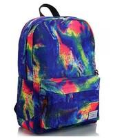 """HARAJUKU Women Men Fashion New laser hologram camouflage Travel Backpack Camo Oxford School Bag 14"""" Laptop vintage rucksack"""