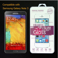 9H Ultra Slim Premium HD Tempered Glass Screen Protector for Samsung Galaxy Note 3 III SM-N900