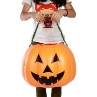 Free Shipping !!! Halloween Oversized Big Pumpkin Bucket Large Pumpkin Pot Party Dress Up Ball Prop High Quality 1pcs/lot #H132