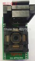 QFP44 adapter QFP44 burn TQFP44 turn to  DIP44 adapter