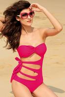 Super Sexy Secret Women's Tie Side Monokini Bikini Swimwear Swimsuit free shipping