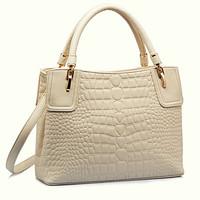 2014 women's handbag for Crocodile women's genuine leather handbag fashion star one shoulder cross-body handbag leather bag