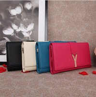 2014, Europe and the United States, the new female hand bag leather, female wallet, female leather shoulder bag
