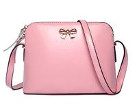 Womens Handbag Faux Leather Cross Body Shoulder Tote Messenger Bag Satchel Purse