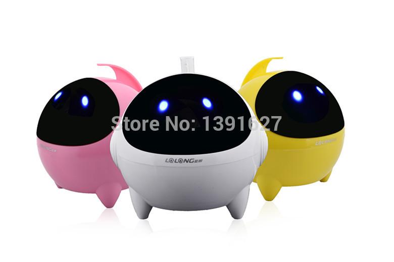 L.Lang T3 HiFi portable mini speaker for PC, laptop,MP3/MP4, phones(China (Mainland))