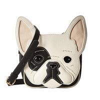 The new 2014 female bag Cute bulldogs oblique ku parcel one shoulder bag