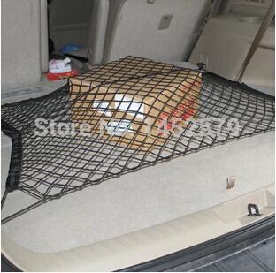 CAR Mesh Cargo Net Holder Trunk Elastic Storage 4 Hook For Volkswagen