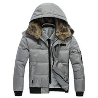 Men's winter jacket fashion down and parkas outdoor winter coat men,men's outerwear jacket