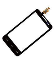 Touch Screen Digitizer Glass Panel For Alcatel One Touch 5020E OT-5020E Black