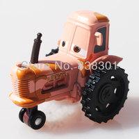 100%Brand New Original Pixar Cars Toys 1/55 Scale Holstein Heifer Chewall Tractor Diecast Metal Car Toy For Children