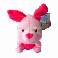 Disnep Winnie and Friends 20cm Pink Pig Piglet Pendants kawaii Mini Piglet Plush toy For children gifts Lovely dolls
