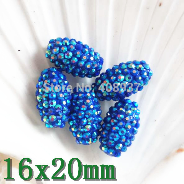 Loose resin beads Sparkly 16x20mm resin rhinestone beads 2pcs toddler baby safety lock kids drawer cupboard fridge cabinet door lock plastic cabinet locks baby security lock new arrival