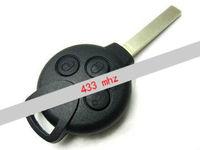 Smart 3 button remote key- 433 mhz